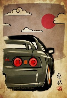 b89612d6c99b Nissan Skyline Gtr R32
