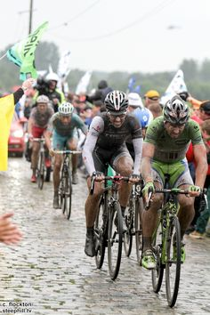 2014 tour-de-france photos stage-05 - Peter Sagan and Fabian Cancellara