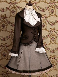Mary Magdalene Emmanuel Frill Jacket. I want this so bad! Anyone get it for me!
