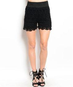 Women White Crotchet Lace Fringe Mini Dress Shorts -Yativi ...