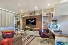 Cada vez mais comuns em áreas urbanas, os apartamentos pequenos ganham vez aos olhos de Gerson Dutra de Sá e Ana Lucia Salama. Leia o relato agora!