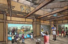 Jacksonville Zoo Land of the Tiger by PJA Architects + Landslide Architects