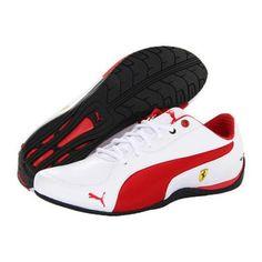 4f9598a125e PUMA Drift Cat 5 Ferrari Men s Shoes - White