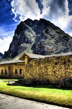 Ollantaytambo (Peru) by Vlad Bezden, via Flickr