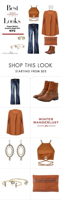 """Winter Wanderlust with American Eagle: Contest Entry"" by ldesouza13 on Polyvore featuring American Eagle Outfitters, MML, Chloe + Isabel and Neiman Marcus"