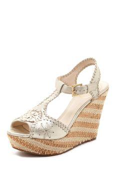 Salinger Wedge Sandal