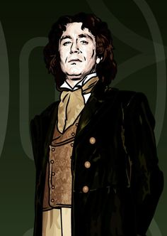 Doctor Who Paul McGann (Number Eight)