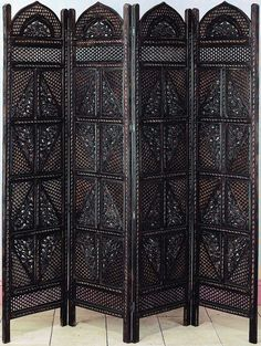 moroccan room divider, moroccan screen, indian divider and screen