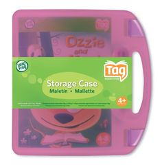 Kids' Electronic System Accessories - Leapfrog Tag Storage Case  Pink ** Check out the image by visiting the link.