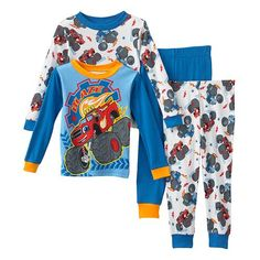 Blaze and the Monster Machines Pajama Set - Toddler Boy