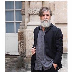 Great jacket ✂️ by @t_o_o_g_o_o_d at @leclaireur @lubakilubaki #model #gentleman #dandy #barber #beardmodel #barbershop #lhommeideal #style #follow4follow #beard #smart #badass_beards #beardandcompany #Beardlov3 #beard4all #beardedlifestyle #beardlovers_ #labbarba #Thebeardedchap #beardfraternity #beard_care #Labarbieredeparis #beardedlifeco #Top_Beards #beardedvillains