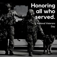 They served our country now is our time to serve them. Check @OKTIUM for gifts that they deserve we will be there to serve you.  Visit https://buff.ly/2hfBPAn.  #NationalVeteransDay #HonoringAllWhoServed