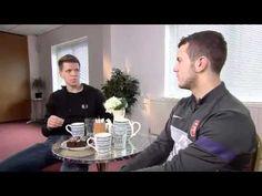 The Chat: Jack Wilshere and Wojciech Szczesny