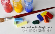 Daily videos + private online classroom. Waldorf Art for Beginners has the answers, all in one place! $35