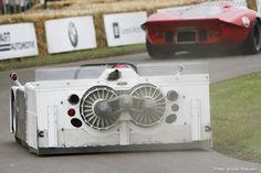 Chaparral 2J Fan Car