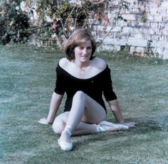 Lady Diana Spencer, I remember doing ballet, dreaming of being a ballerina like Princess Di!