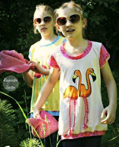 Rogerüths Garden: let`s farbenmix mit rosita und bienvenido colorido :-)
