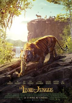 The Jungle Book (2016) by Jon Favreau
