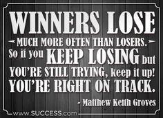 SUCCESS Daily Inspiration