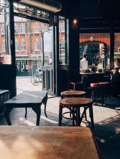 The Ten Bells Cafe | London