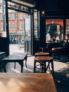 The Ten Bells Cafe | London