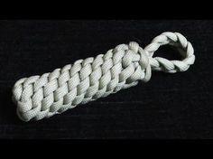 Mad Max Style Double Rastaclat Bracelet - Twin Braid Single Strand Paracord Survival Bracelet - YouTube