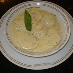 Salsa Mousselina para pescado