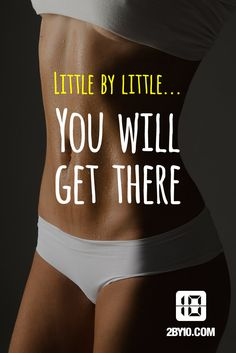 Little by little... #health #fitness #fit #dedication #workout #motivation #healthy #determination #exercise