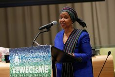 """Women are crucial for a resilient health system, - Speech by UN Under-Secretary-General and UN Women Executive Director Phumzile Mlambo-Ngcuka at the ""Every Woman Every Child High-Level event: The Roadmap to Realizing Rights: Every Woman Every Child's Global Strategy for Women's, Children's and Adolescents' Health"", 15 March, 2016, New York. See more at: http://www.unwomen.org/en/news/stories/2016/3/ed-speech-every-woman-every-child-side-event#sthash.a1R5Y72k.dpuf"