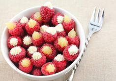 Raspberry Dessert Bites
