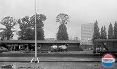 Bergen op Zoom: De Kolenopslag van Sakko aan de Zuidoostsingel 1969