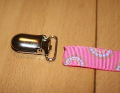 Yummy Mummys' Dummy Clips: How to make a dummy clip....safely!