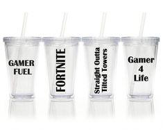 Fortnite, Gamer Tumblers 32 oz, Gaming Tumblers #ecofriendlycoffeecups