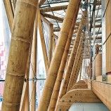Bamboo Pavilion for the Expo Shanghai - DETAIL inspiration
