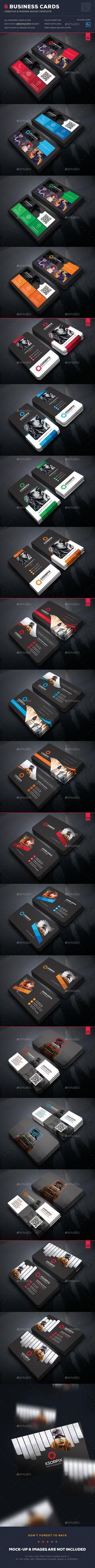 Photography Business Card Bundle - Business Cards Print Templates