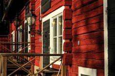 Historic Högbro Brukshotell, part of Countryside Hotels in Sweden