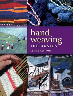 Practical Weaving Techniques is a practical and inspirational book, perfect for beginners who want to acquire the techniques of this traditional and ancient craft. Step-by-step instructions demonstrat