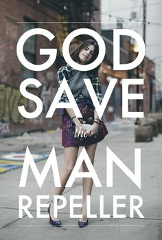 God Save the Man Repeller