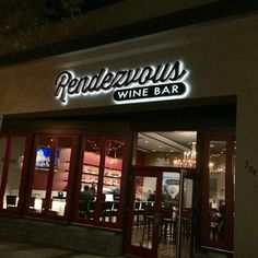 Rendezvous is the new hip wine bar in downtown Campbell, CA. They have an assortment of gluten free breads available and they can adapt most menu items.