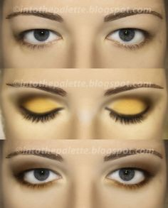 Deconstructing Heavy Lidded Hooded Eyes | The Unknown Beauty Blog