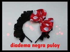 ♥♥ DIY DIADEMA NEGRA PULOY CARNAVAL BARRANQUILLA ♥♥ - YouTube Minnie Mouse, Birthday Parties, Diy, Halloween, Youtube, Handmade Bags, Carnival Cakes, Carnival Parties, Kids Centerpieces
