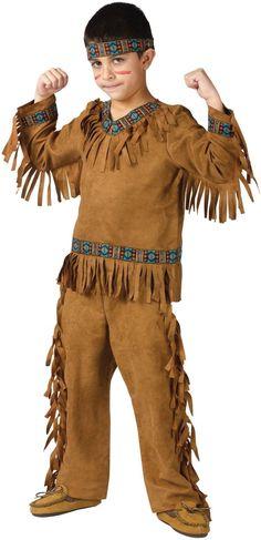 Naked pre native american boy 15