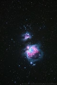 VELKÁ MLHOVINA V ORIONU - M42 Milky Way, Science And Nature, Astronomy, Cosmos, Universe, Stars, Sterne, Science And Nature Books, The Universe