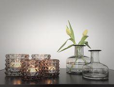www.bybinett.se Glass Vase, Home Decor, Decoration Home, Room Decor, Home Interior Design, Home Decoration, Interior Design