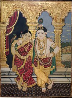 Tanjore Painting........