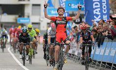Volta ao País Basco: Sanchez deixa Contador e Nairo para trás e vence 4ª etapa