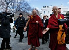 Tibetan leader will participate in Feb. 5 National Prayer Breakfast where the President is expected to attend. Obama has never appeared publicly with Tibetan leader who is viewed by the Chinese government as a dissident