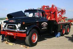 55 GMC Tow Truck!