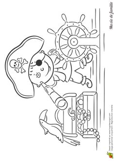 Michaels Arts And Crafts Coupon Creation Preschool Craft, Pirate Preschool, Pirate Activities, Pirate Crafts, Activities For Kids, Pirate Day, Pirate Birthday, Pirate Theme, Pirate Coloring Pages