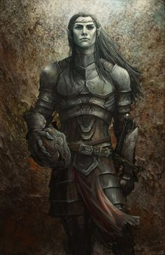 "In Norse mythology, svartálfar (Old Norse ""swarthy elves"" or ""black elves"", singular svartálfr) are beings who dwell in Svartálfaheimr (anglicized as Svartalfheim, ""world of black-elves"").[1] Both the svartálfar and Svartálfaheimr are primarily attested in the Prose Edda, written in the 13th century by Snorri Sturluson. Scholars have noted that the svartálfar appear to be synonymous with dwarfs and potentially also the dökkálfar (Old Norse ""dark elves"")."